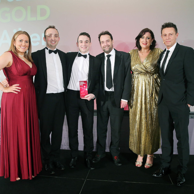 Winner Public Affairs Campaign McDonald's CIPR Awards 2017
