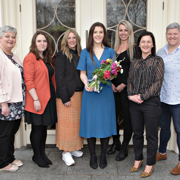 Local woman Sarah McAnallen crowned winner of Pitching Competition Image