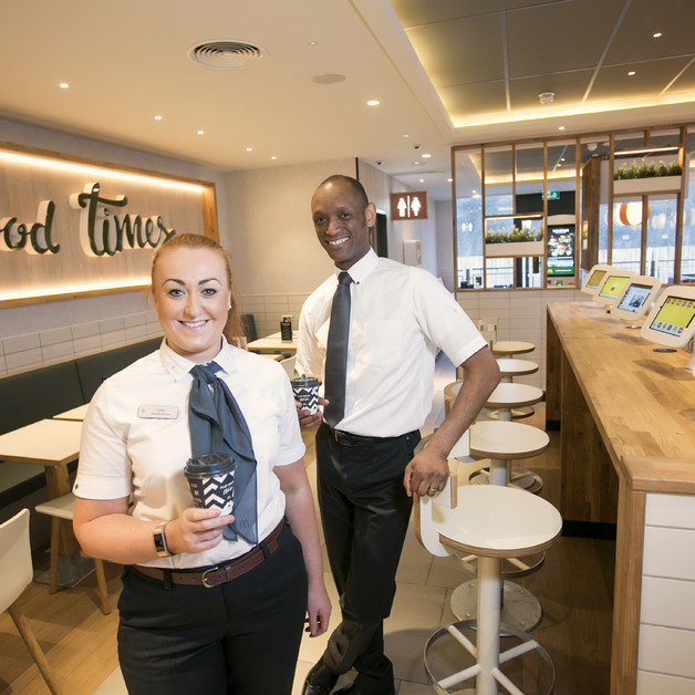 Over 90 Jobs Created At New McDonald's Shore Road Restaurant Image