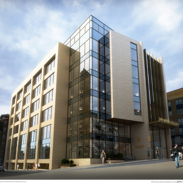 The Brinell Building, Brighton, is fully pre–let as  Unity Technologies signs–up Image