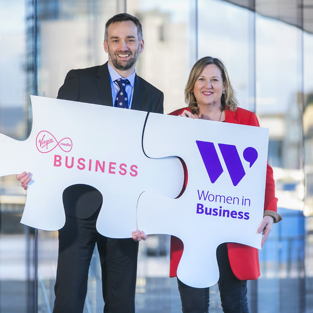 Women In Business And Virgin Media Partnership The 'Perfect Fit'  Image