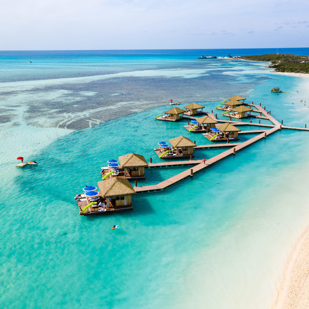 Royal Caribbean Debuts Coco Beach Club on Perfect Day at Cococay Image