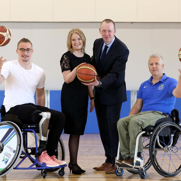 Progressive Building Society confirms three–year sponsorship with Disability Sport NI Image