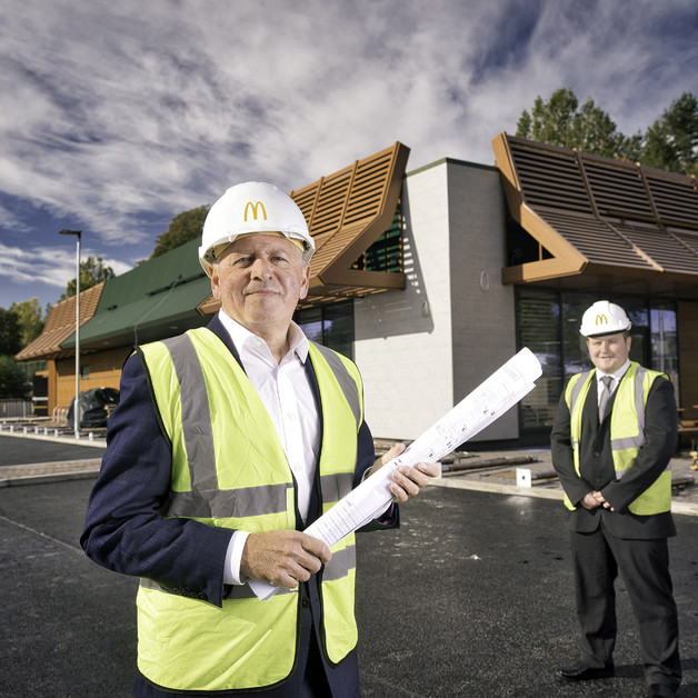 Over 120 Jobs to be Created at New McDonald's Restaurant in Derriaghy Image