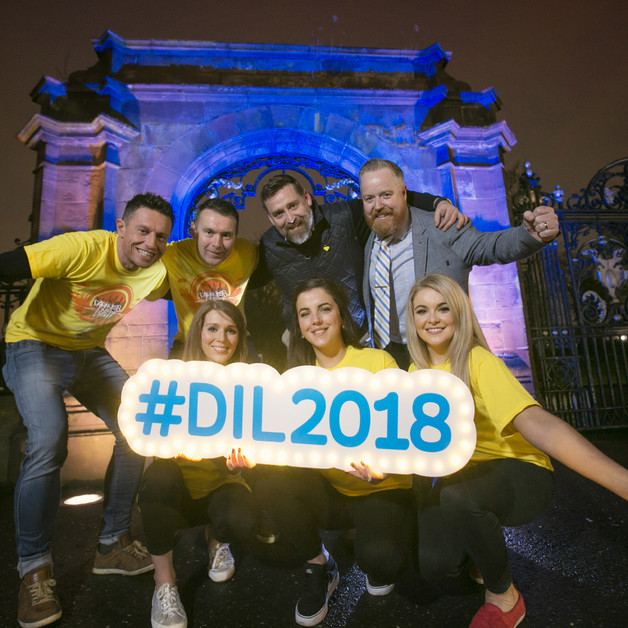 Electric Ireland launch the annual Wake Up campaign: Celebrating 10 years of Darkness Into Light by Pieta House  Image