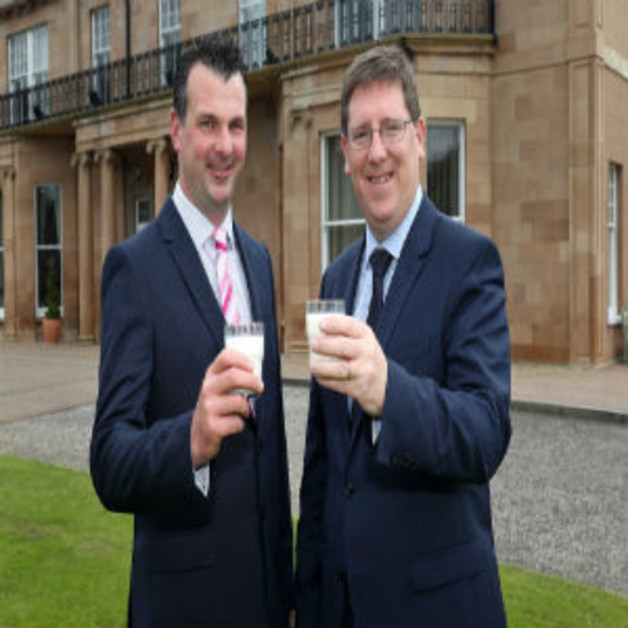 Dairy Council elects new Chairman and Vice Chairman Image