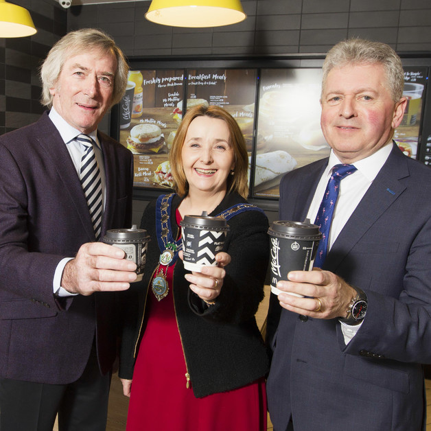 MCDONALD'S TO BRING NEW LOOK 24/7 RESTAURANT TO NEWRY WITH VIBRANT AND VISIONARY CHANGES Image
