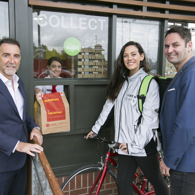 MCDONALD'S MCDELIVERY – MCDELIVERING IN BELFAST Image